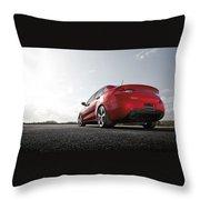 Dodge Dart Gt Throw Pillow