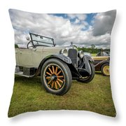 Dodge Four Tourer Throw Pillow