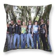 D.o.g.s 189 Throw Pillow