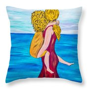 Dolce Throw Pillow
