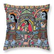 Doli Kahar 1 Throw Pillow