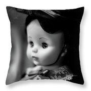 Doll 62 Throw Pillow