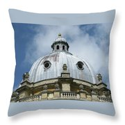 Dome In The Clouds Throw Pillow
