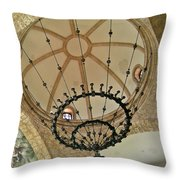 Dome Structure And Decoration Throw Pillow