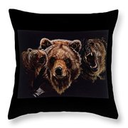 Dominion Throw Pillow