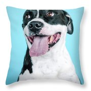 Domino 10 Throw Pillow