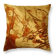 Don - Tile Throw Pillow