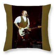 Don Henley 90-3244 Throw Pillow