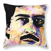 Don Pablo Throw Pillow