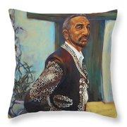 Don Ricardo Throw Pillow