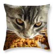 Don't Even Think About It Throw Pillow