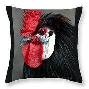 Dont Mess With Me Throw Pillow