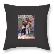 Don't Read American History- Make It Throw Pillow
