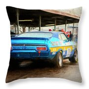 Donvovan Xc Falcon Throw Pillow
