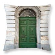 Doors Of The World 3  Throw Pillow