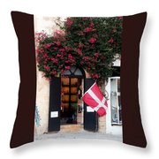 Doorway Malta Throw Pillow