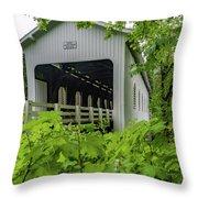 Dorena Bridge Throw Pillow