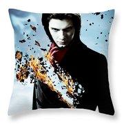 Dorian Gray Throw Pillow
