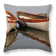 Dory Morning Reflection Throw Pillow