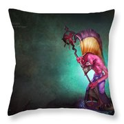 Dota 2 Throw Pillow