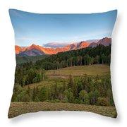 Double Rl Ranch Throw Pillow