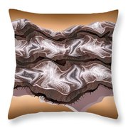 Doubt Its Redoubt Throw Pillow