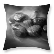 Doubts And Certitudes Throw Pillow