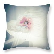 Doucereuse - Mm3 Throw Pillow
