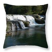 Dougan Falls Throw Pillow