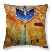 Down In The Dumps 14 Throw Pillow