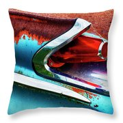 Down In The Dumps 16 Throw Pillow