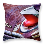 Down In The Dumps 17 Throw Pillow