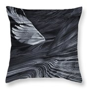 Down The Slide Throw Pillow