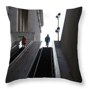 Down Up Or Up Down Or Whatever Throw Pillow