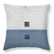 Downtown Palm Springs Throw Pillow