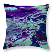 Dp Stone Impressions 10 Throw Pillow