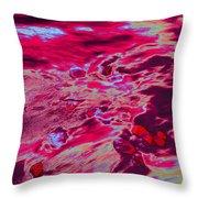 Dp Stone Impressions 11 Throw Pillow