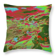 Dp Stone Impressions 12 Throw Pillow