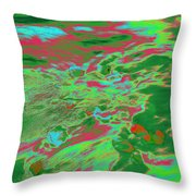 Dp Stone Impressions 13 Throw Pillow