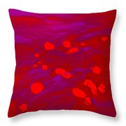 Dp Stone Impressions 16 Throw Pillow