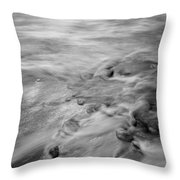 Dp Stone Impressions 27 Throw Pillow