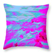 Dp Stone Impressions 3 Throw Pillow