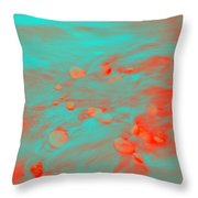 Dp Stone Impressions 5 Throw Pillow