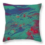 Dp Stone Impressions 7 Throw Pillow