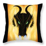 Draco Throw Pillow