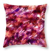 Dragon Hoard Throw Pillow
