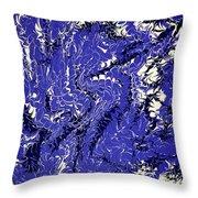 Dragon Lust - V1cri95 Throw Pillow