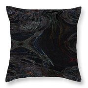 Dragonfly's Lair Throw Pillow