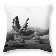 Dragonwood Throw Pillow