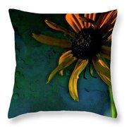 Drama Queen Throw Pillow by Bonnie Bruno